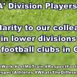 Μονόλεπτη αδράνεια από τους ποδοσφαιριστές της Α' Κατηγορίας στα ματς του Σαββατοκύριακου